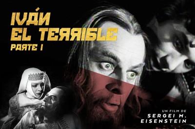 Iván el terrible, parte 1