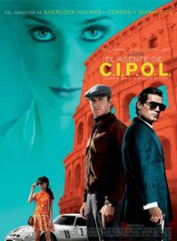 El agente de C.I.P.O.L.
