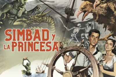 Sinbad y la princesa