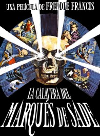 La calavera del Marqués de Sade