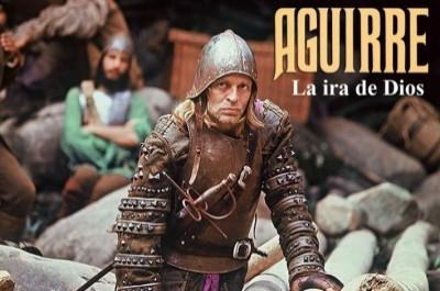 Aguirre, la ira de Dios