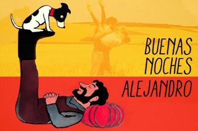 Buenas noches Alejandro