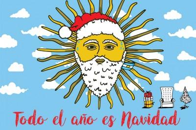 Todo el año es Navidad
