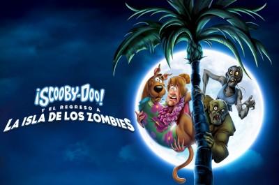 ¡Scooby-Doo! y el regreso a la isla de los zombies