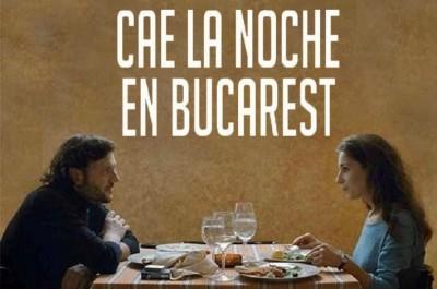 Cae la noche en Bucarest