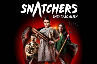 Snatchers: Embarazo alien