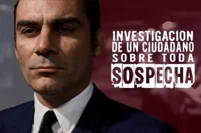 Investigación de un ciudadano sobre toda sospecha