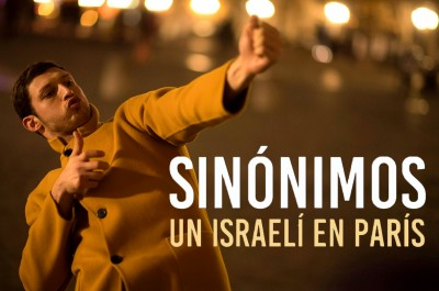 Sinónimos: Un israelí en París