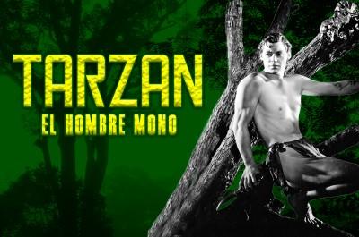 Tarzán, el hombre mono
