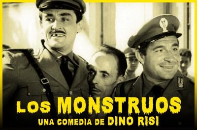 Los monstruos