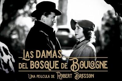 Las damas del bosque de Boulogne