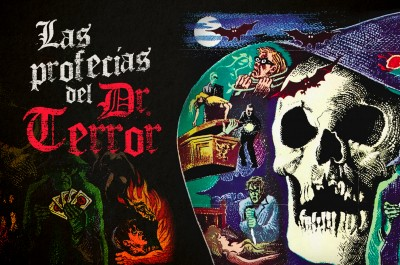 Las profecias del Dr. Terror