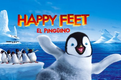 Happy Feet - El pinguino