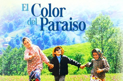 El color del paraíso