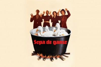 Sopa de ganso