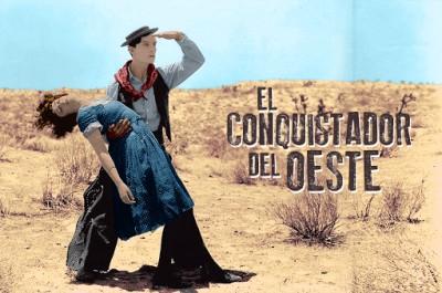 El conquistador del oeste