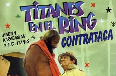Titanes en el ring contraataca