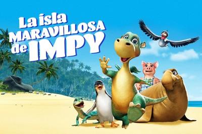 La isla maravillosa de Impy